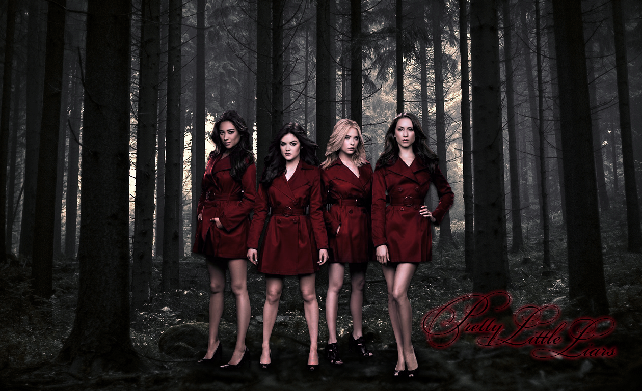Pretty Little Liars wallpaper by Autumns Muse 1260x768