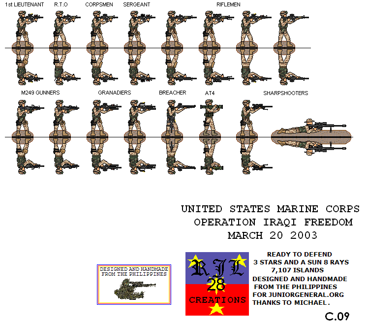 Usmc Logo Wallpaper: Marine Corps Infantry Wallpaper