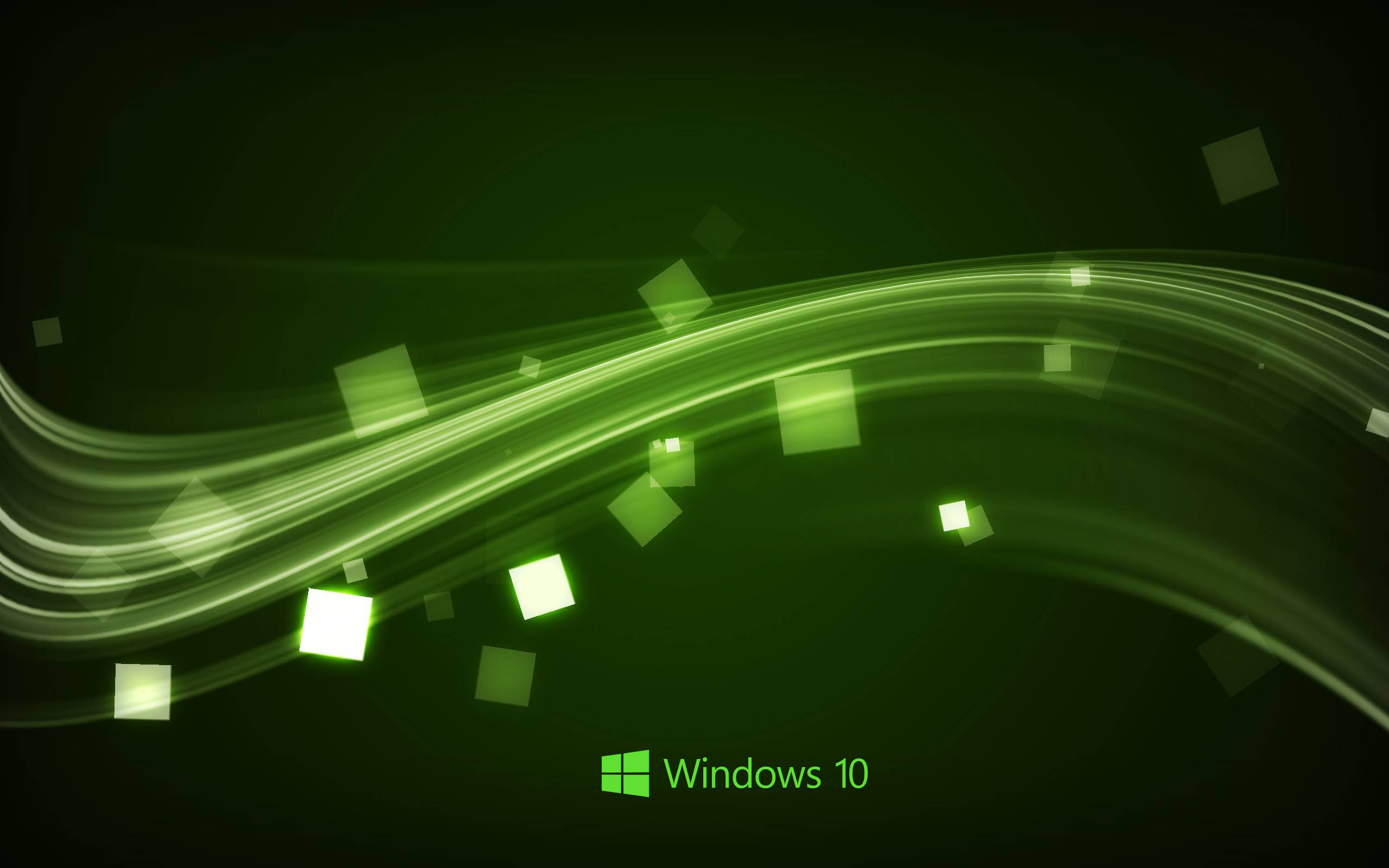 Green Windows 10 Wallpaper Images Wallpaper WallpaperLepi 2560x1600