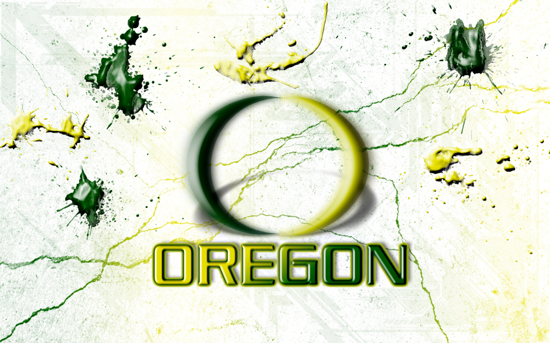sportsgeekerycomOregon Ducks Logo Wallpaper 1440x900