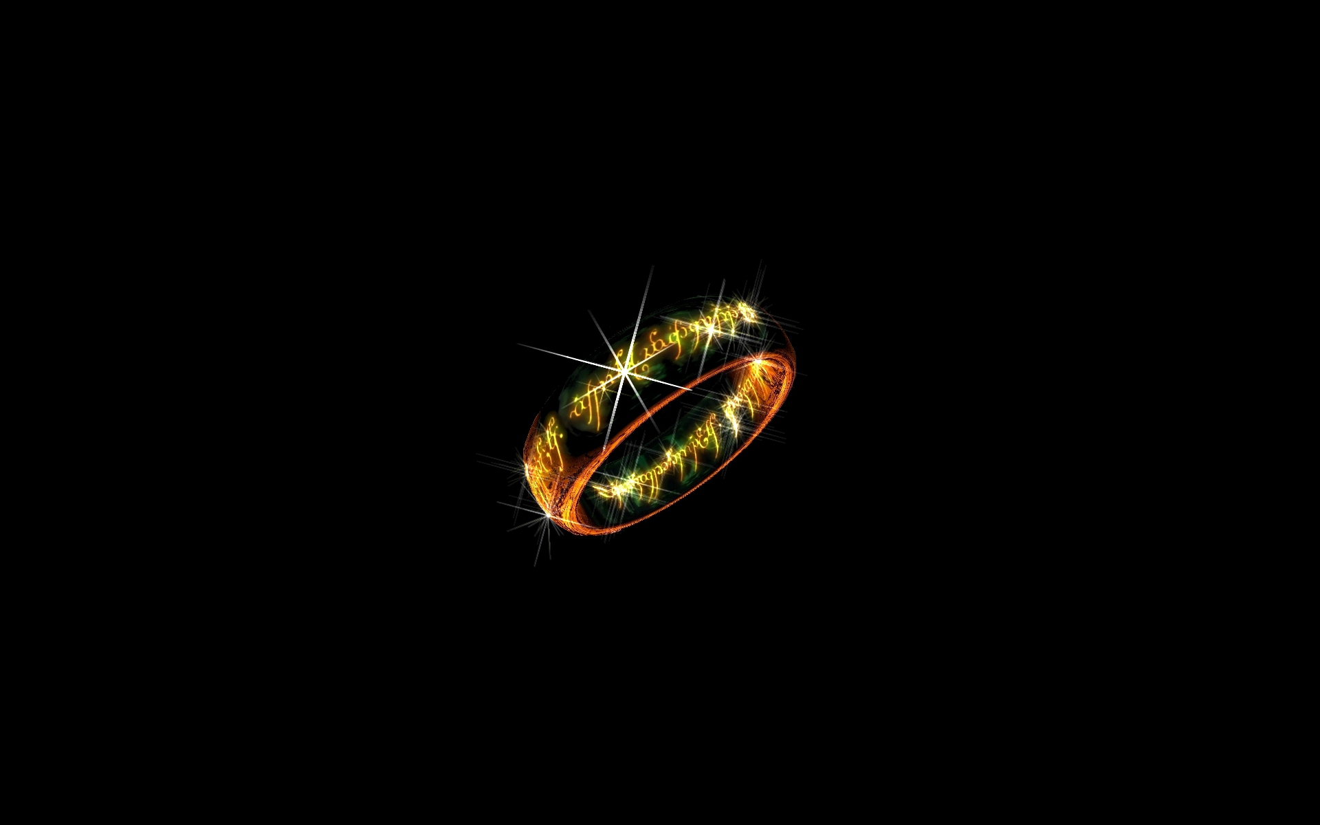 One Ring   Lord of the Rings Wallpaper 24642231 1920x1200