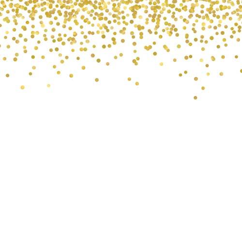 Gold Dots Wallpaper - WallpaperSafari