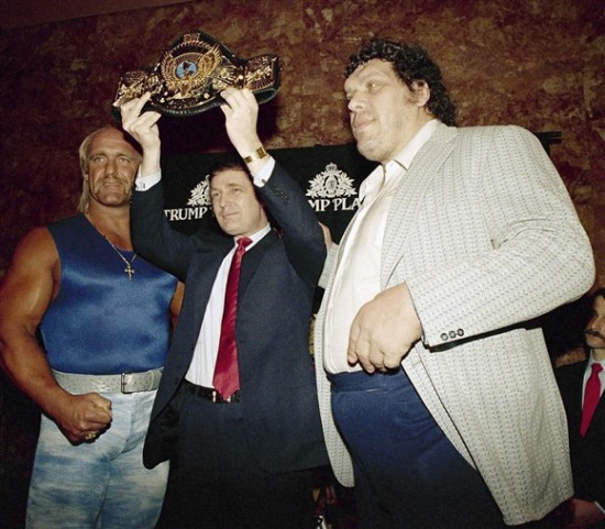 Andre The Giant   WWE Superstars WWE Wallpapers WWE PPVs 550x481