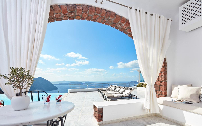 Classic Double Room San Antonio Santorini Hotel 1440x900