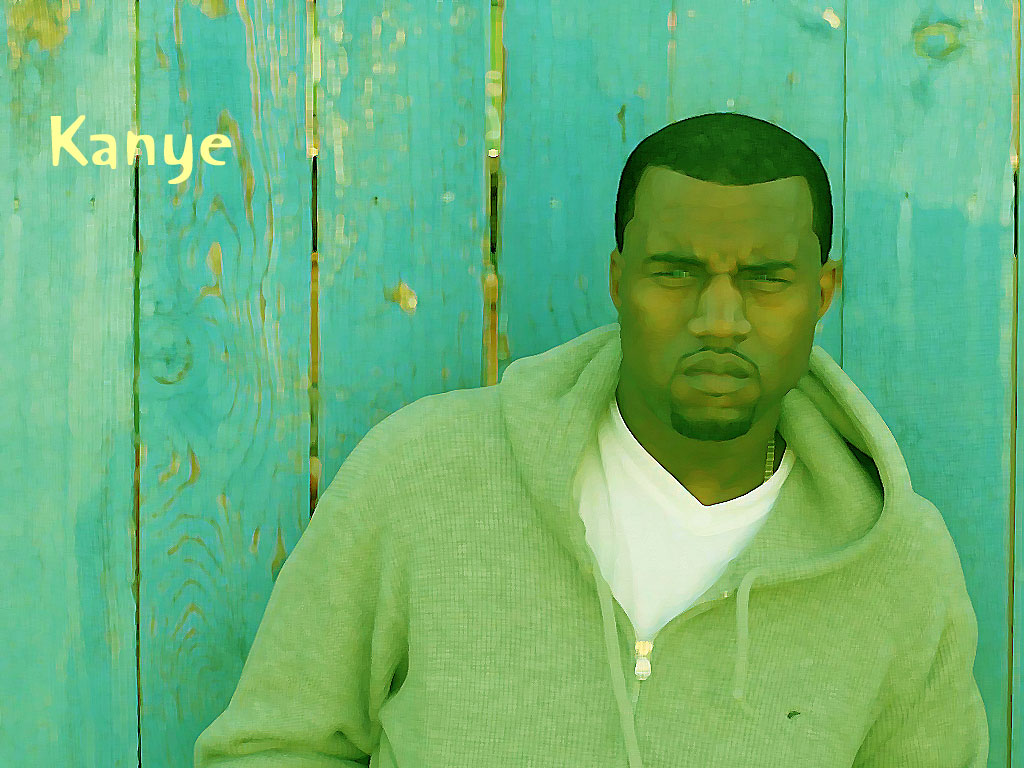Pin Wallpapers Collection Kanye West Bear Tattoos 1024x768