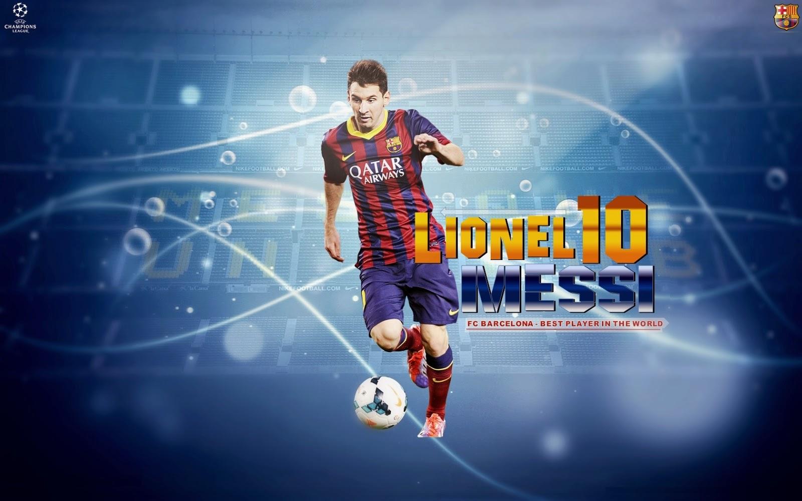 Lionel Messi Football Wallpapers Download Wallpaper Iku 1600x1000