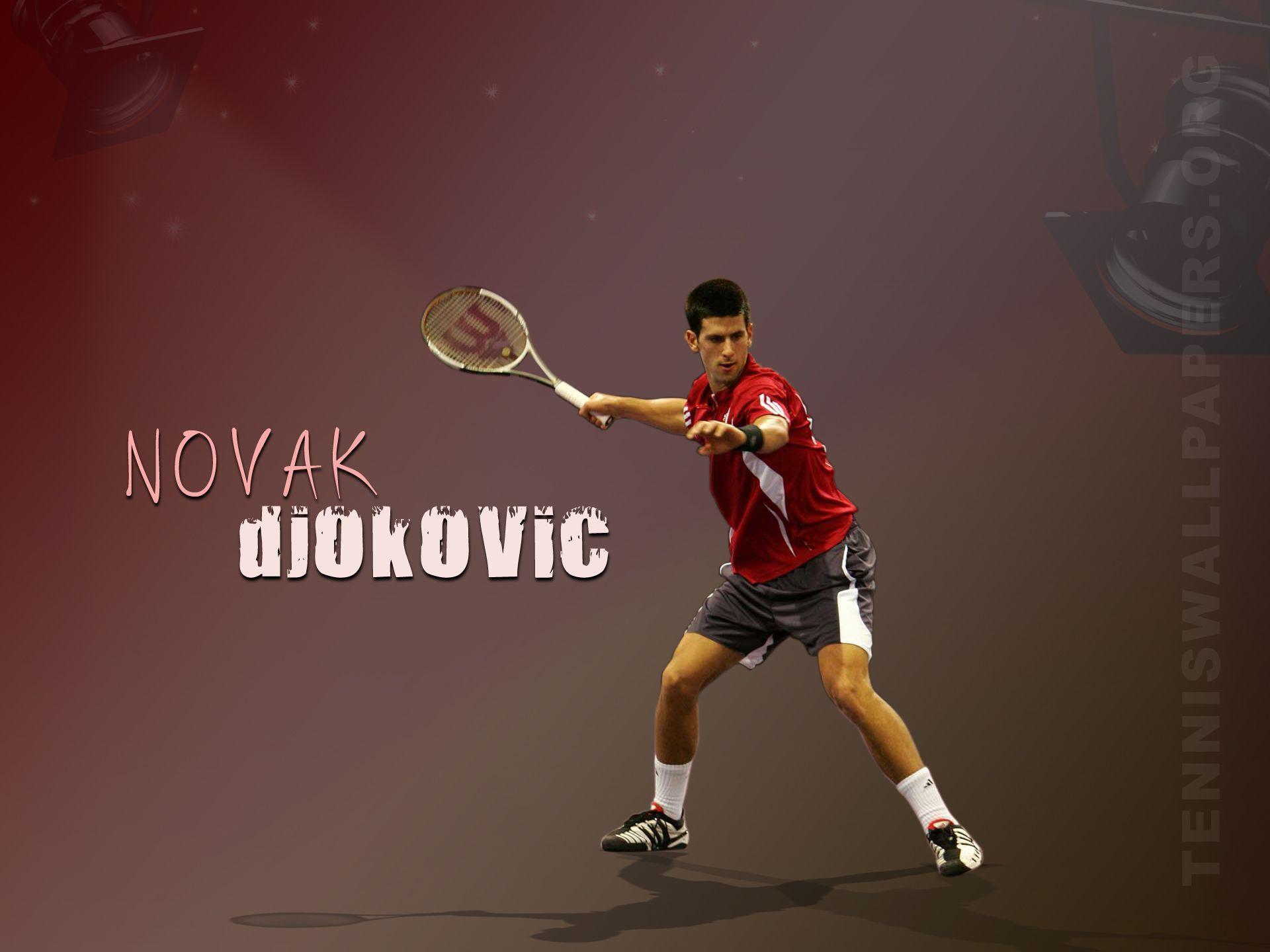 Djokovic Wallpapers 1920x1440