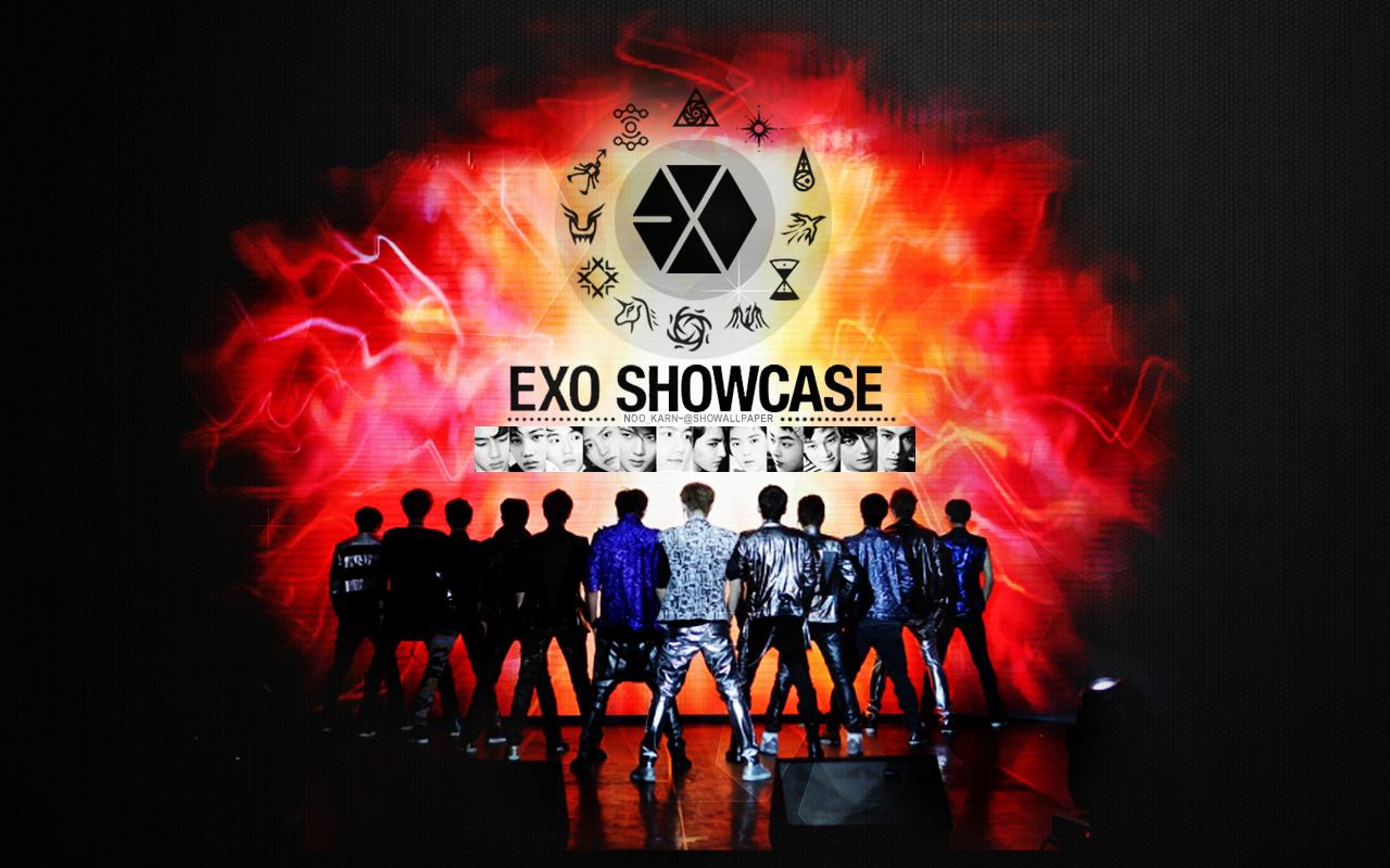 EXO   EXO Wallpaper 32392587 1280x800