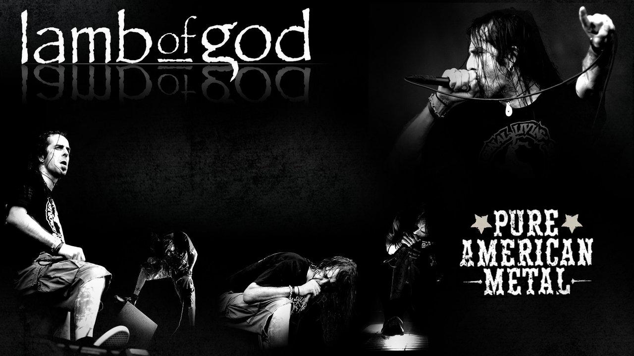 Lamb Of God 1080p Wallpaper By Squibli