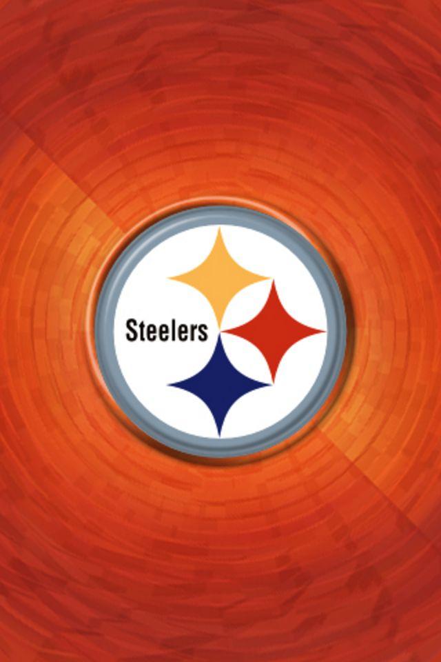 Pittsburgh Steelers iPhone Wallpaper HD 640x960