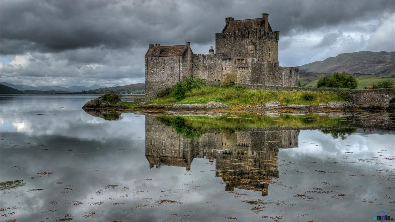 48 computer wallpaper scottish castles on wallpapersafari - Scotland wallpaper ...