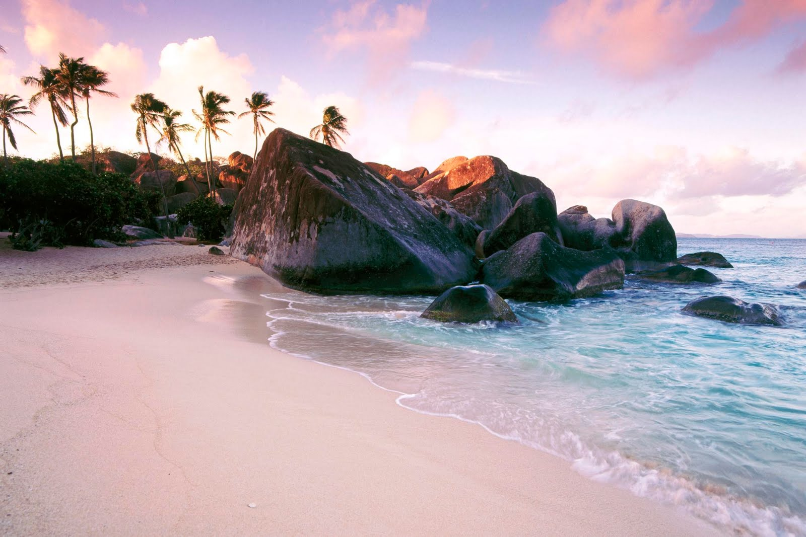 Caribbean Beach wallpaper   ForWallpapercom 1600x1067