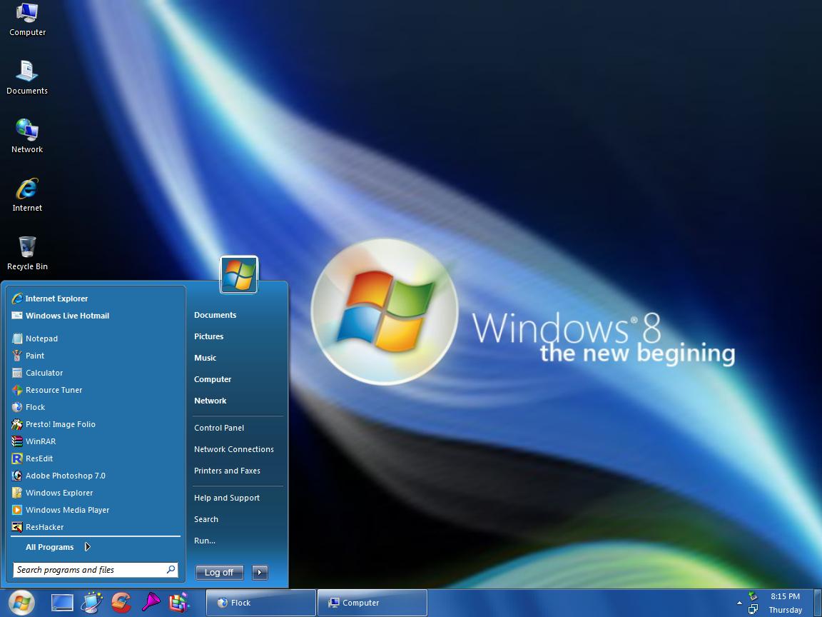 Free download Windows RT et Windows 8 des photos des photos