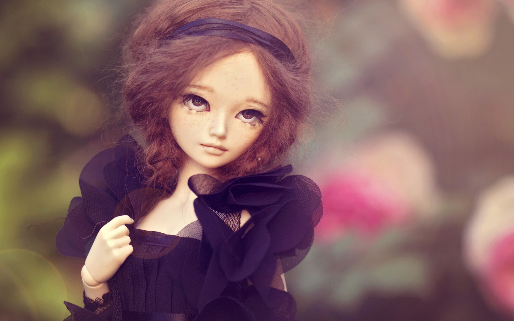 Beautiful Doll   Wallpaper High Definition High Quality Widescreen 1680x1050