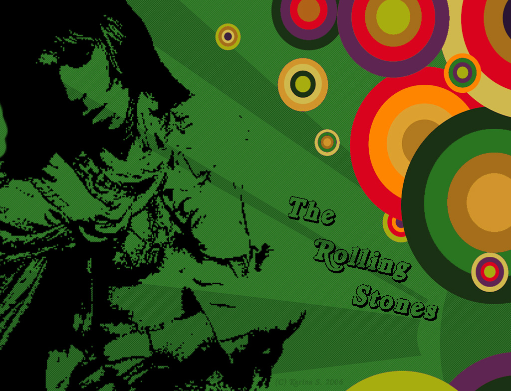 Rolling Stones Wallpaper  002 by Pancakenotforyoujpg 1024x784