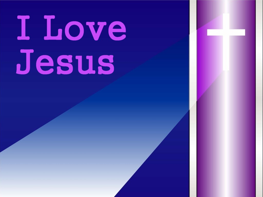 Love Jesus   Lights Wallpaper   Christian Wallpapers and Backgrounds 1024x768