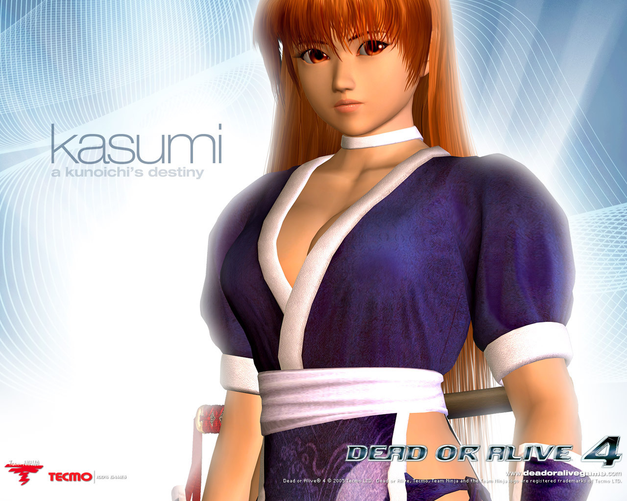 Dead or Alive images Dead or Alive 4 Kasumi wallpaper photos 1280x1024