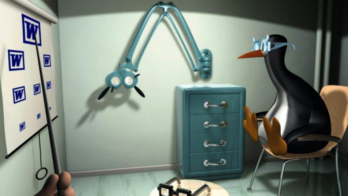 Linux Desktop Backgrounds Virtual Medical Help For Penguins Wallpaper 1136x640