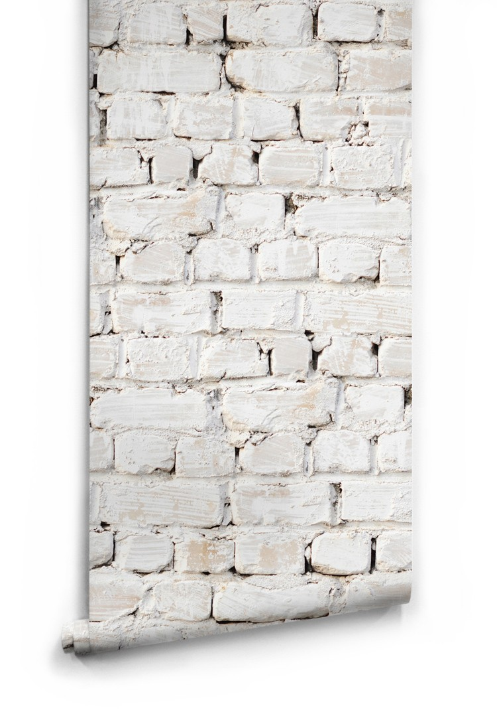 Kemra Faux Wallpaper Clubhouse Bricks Milton and King 750x1073