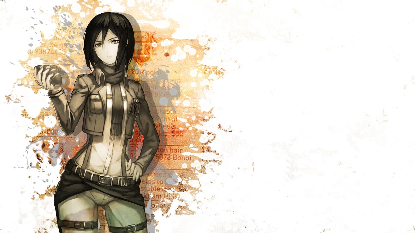 Shingeki no Kyojin Wallpaper HD - WallpaperSafari