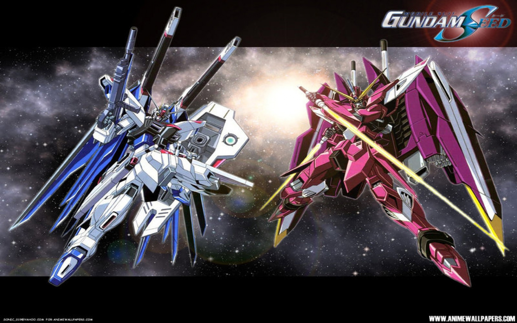 Related Pictures gundam seed destiny freedom wallpaper 1680x1050