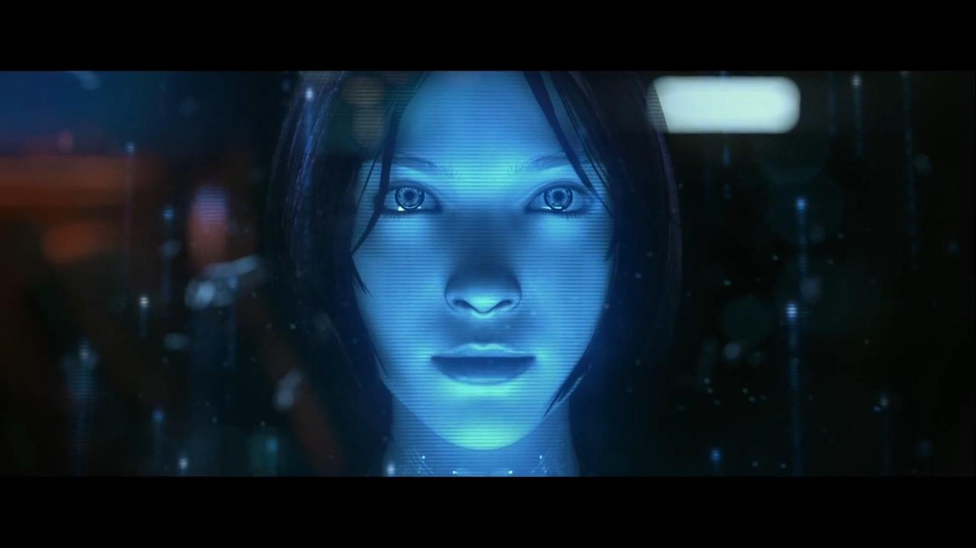 Halo 4 Cortana Wallpaper moddbcomcompanyhalo 4 1366x768