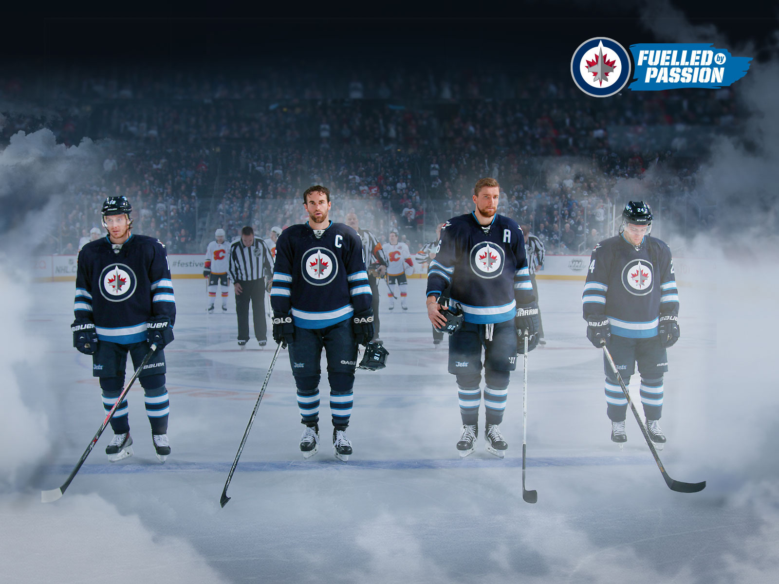 Winnipeg Jets Wallpaper Related Keywords amp Suggestions 1600x1200