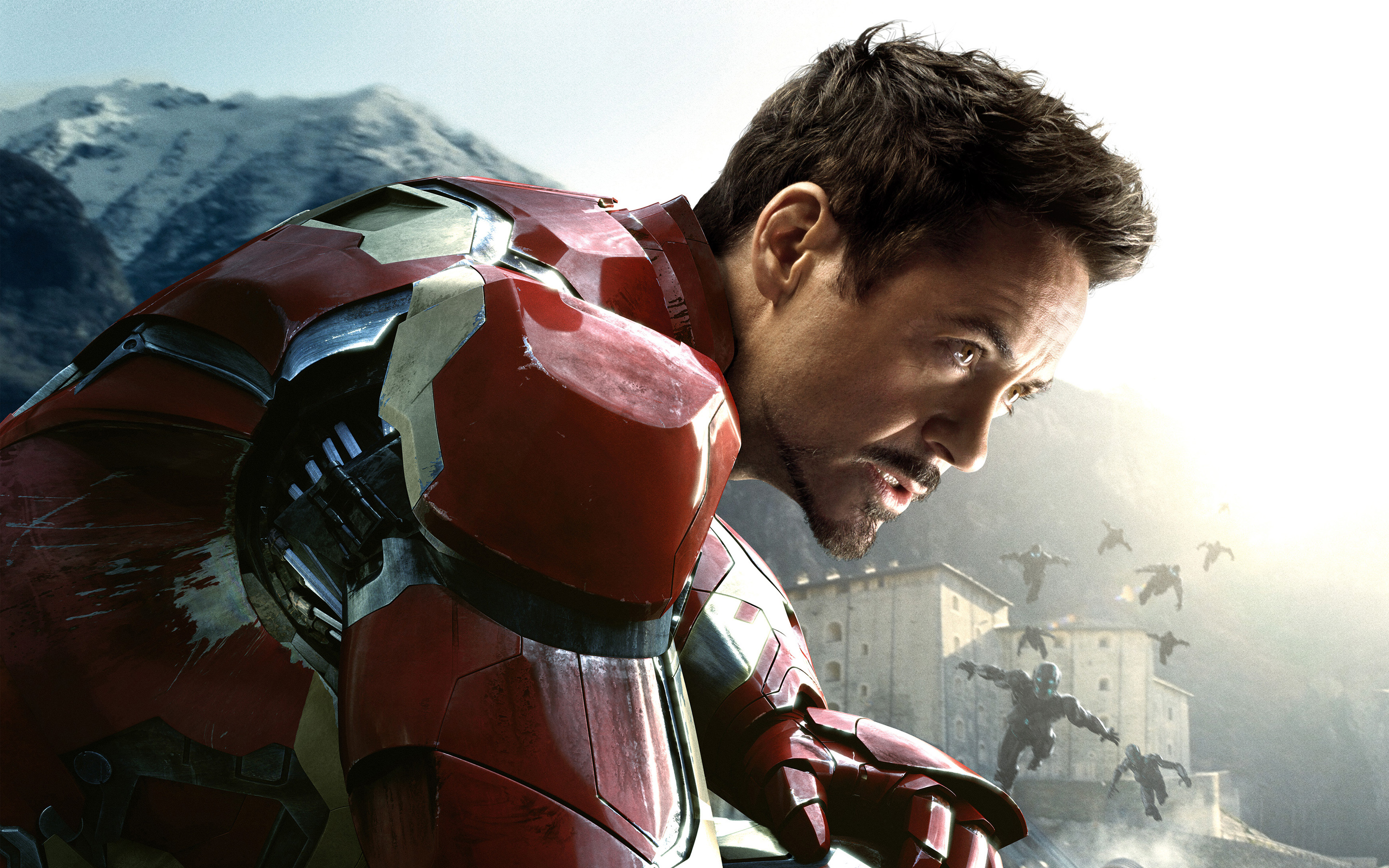 Iron Man Avengers Age of Ultron Wallpapers HD Wallpapers 2880x1800