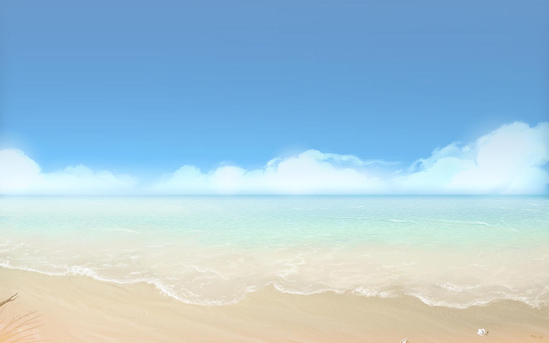 Ocean Beach Wallpaper 1440x900