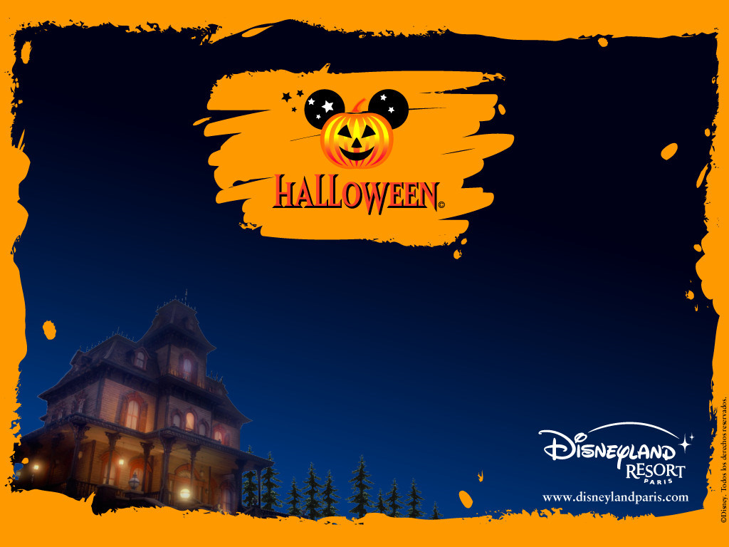 49] Disney Halloween Computer Wallpaper on WallpaperSafari 1024x768