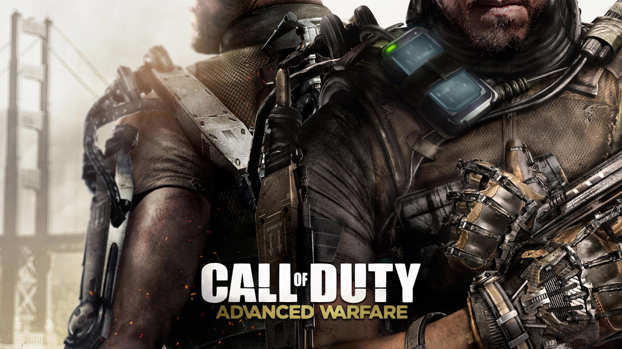 Call Of Duty Advanced Warfare 2014 HD Wallpapers 2560x1440