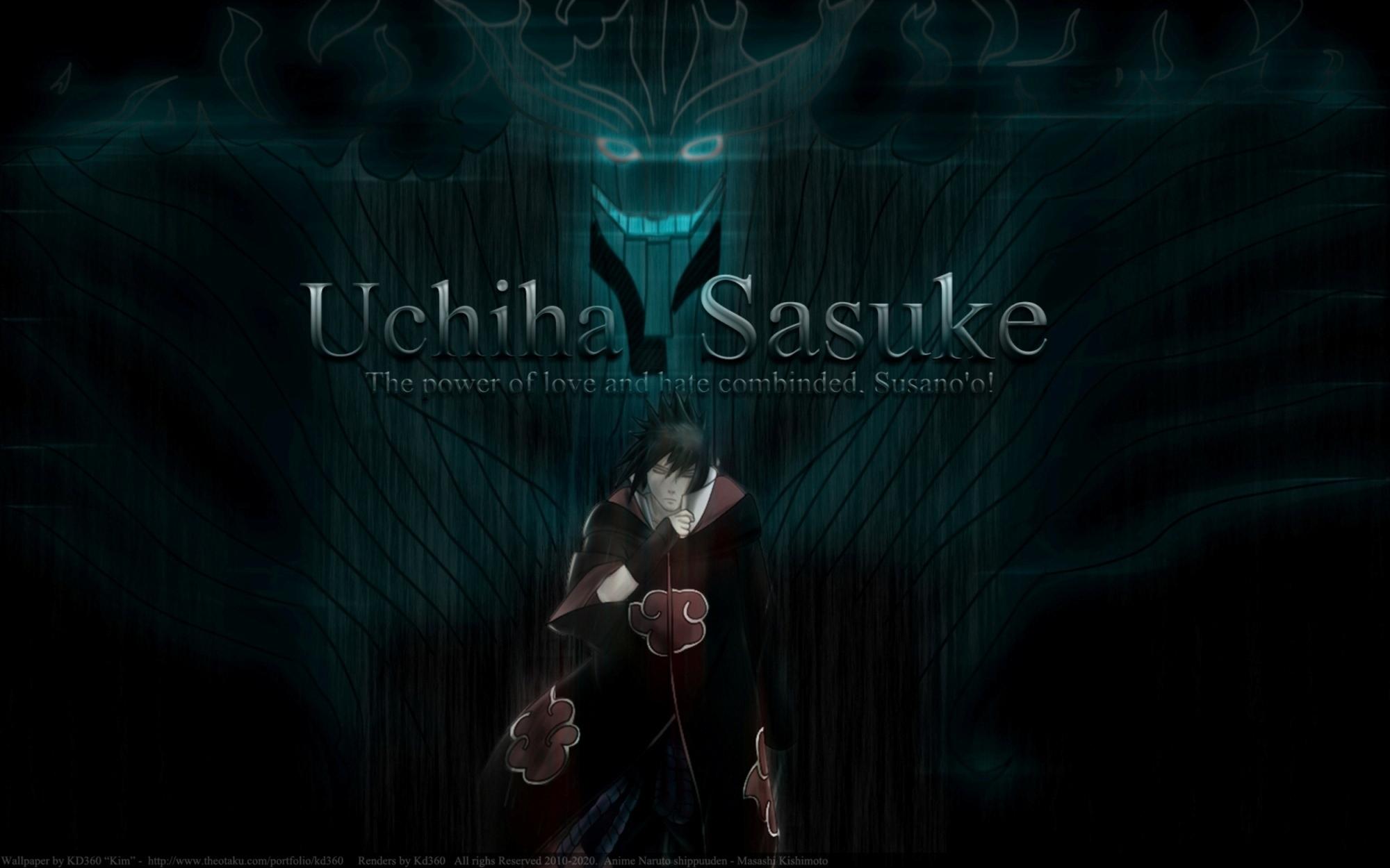 Sasuke is the best   Uchiha Sasuke Wallpaper 15494046 2000x1250