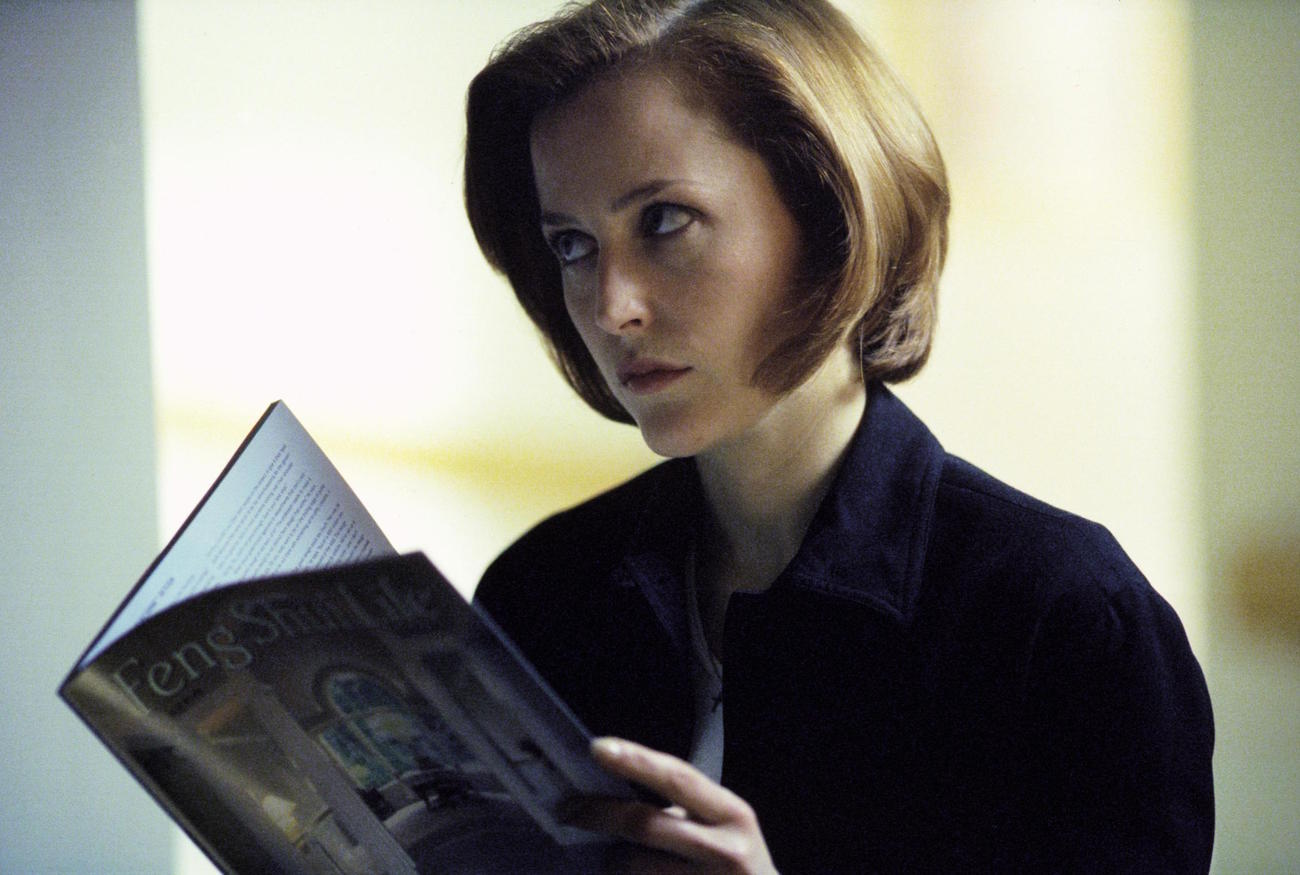 Dana Scully Hd Wallpapers backgrounds Download   Elsetge 1848736 1300x875