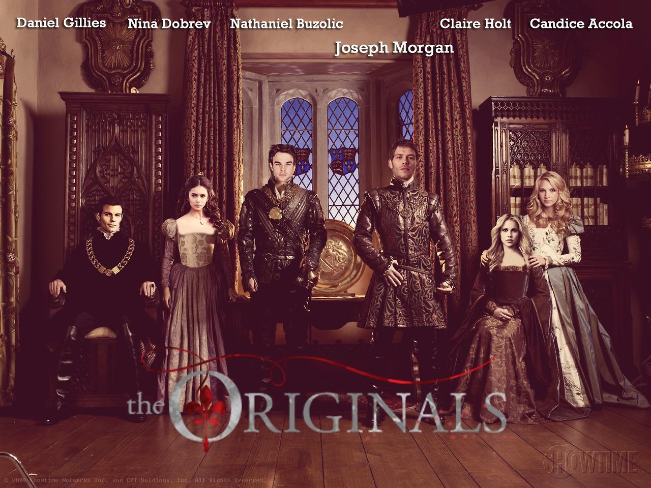 CW presents The Originals   The Originals Fan Art 35809367 1280x960