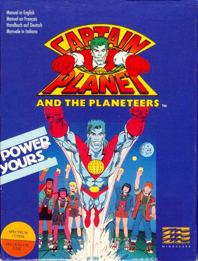 Captain Planet and the Planeteers images Captain Planet and the 800x1054