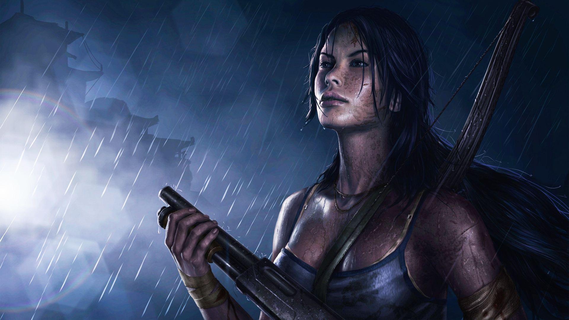 Tomb Raider Wallpaper 1920x1080 1920x1080