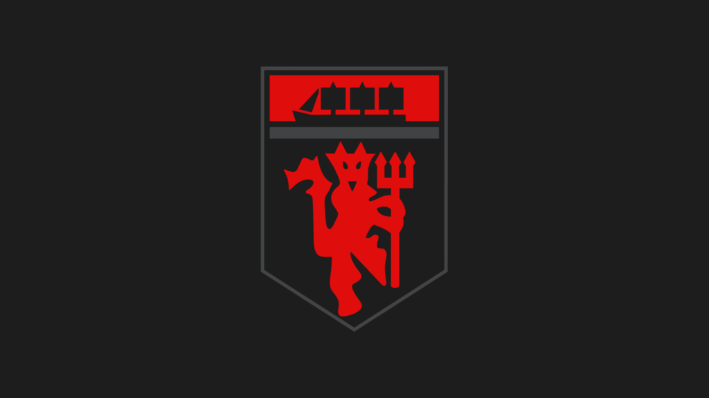 Logo Manchester United Wallpaper Computer Wallpaper with 1024x576 1024x576