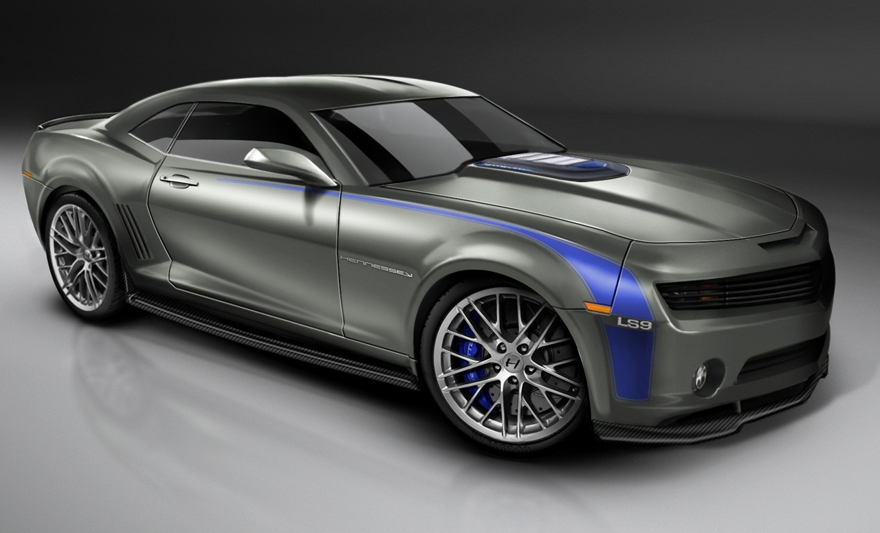 Upcoming 2016 Chevrolet Camaro 1280x776