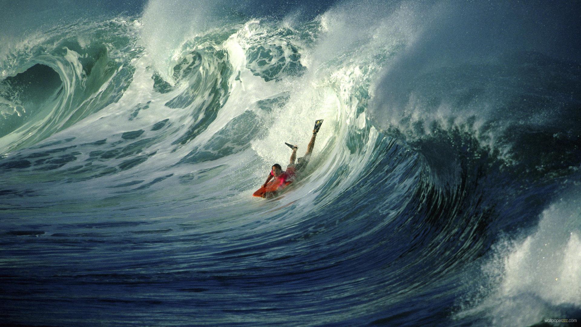 Download Surfing HD Wallpaper—Free Wallpaper