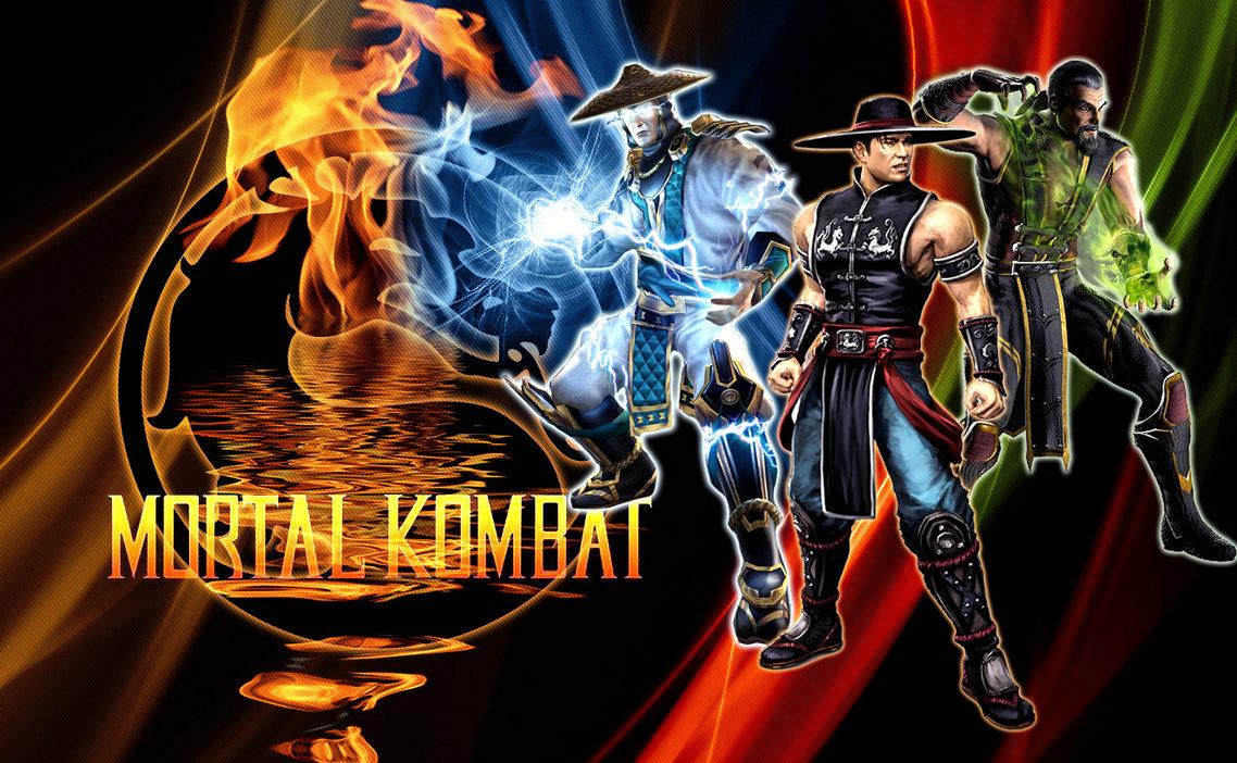 Mortal Kombat wallpaper by HellraiserFreak 1138x702
