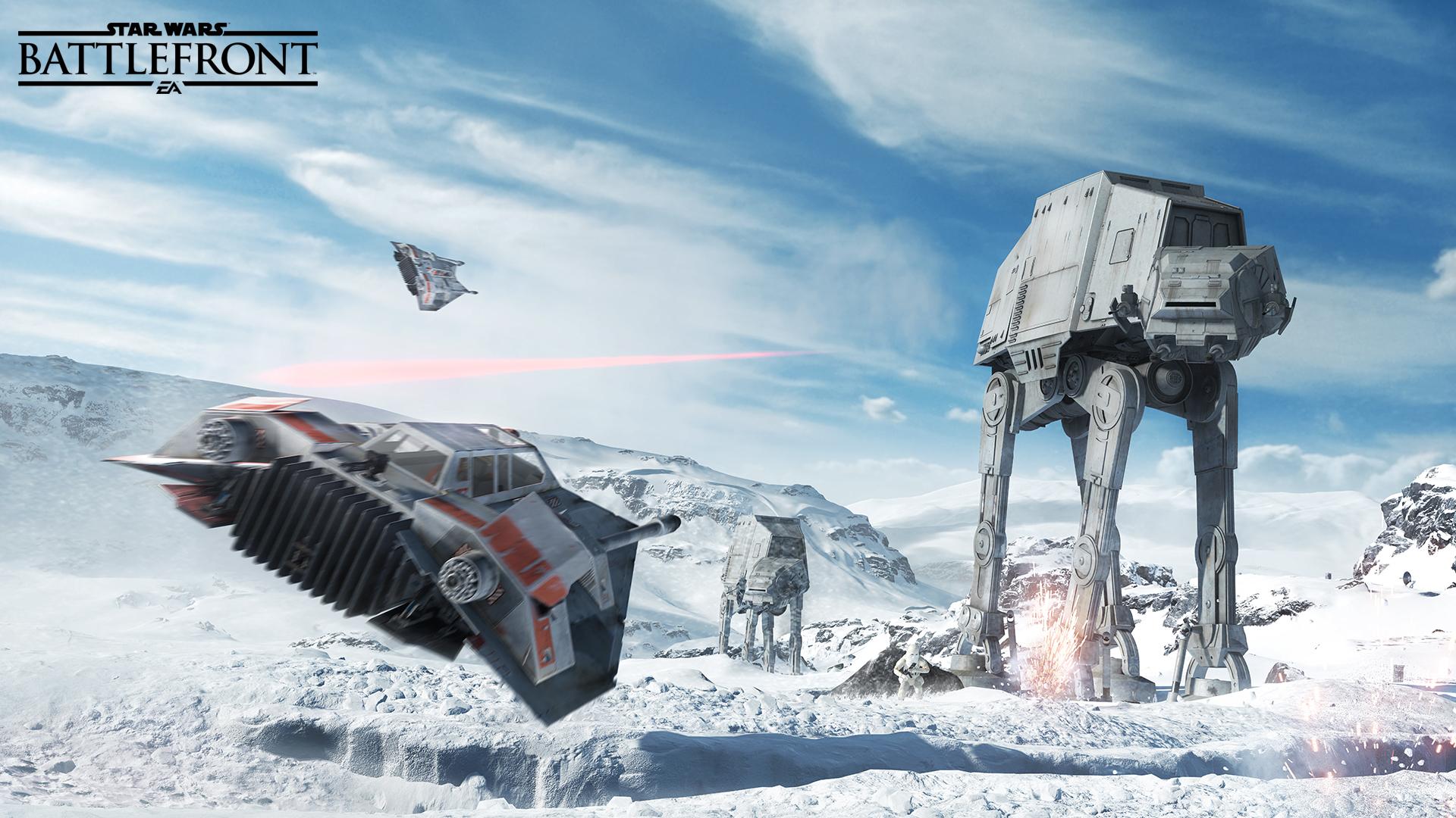 Star Wars Battlefront detalii imagini i primul trailer UPDATE 1920x1080