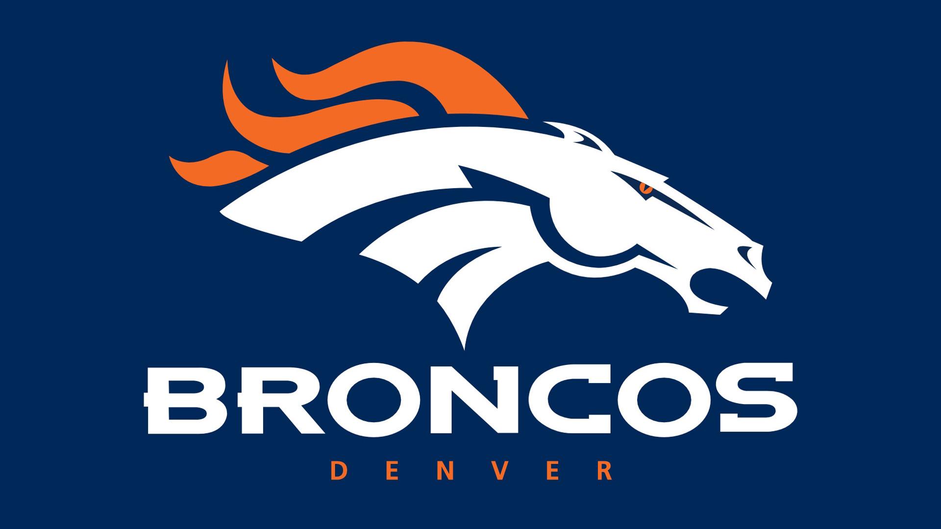 Denver Broncos Logo wallpaper   83241 1920x1080