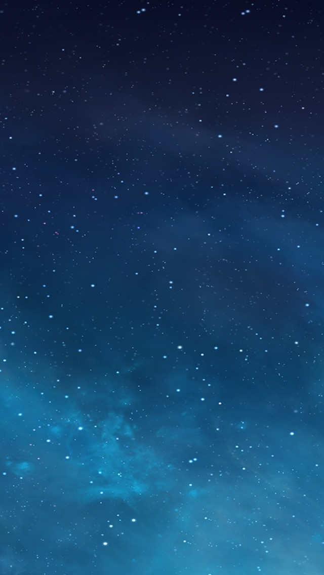 Ios 7 Galaxy iPhone 5s Wallpaper Download iPhone Wallpapers iPad 640x1136