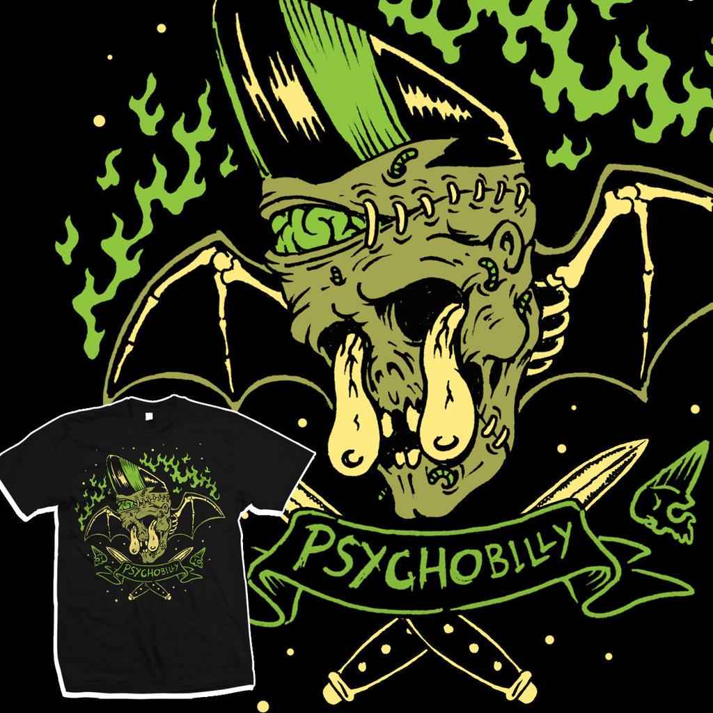 Best 54 Psychobilly Backgrounds on HipWallpaper Psychobilly 1024x1024