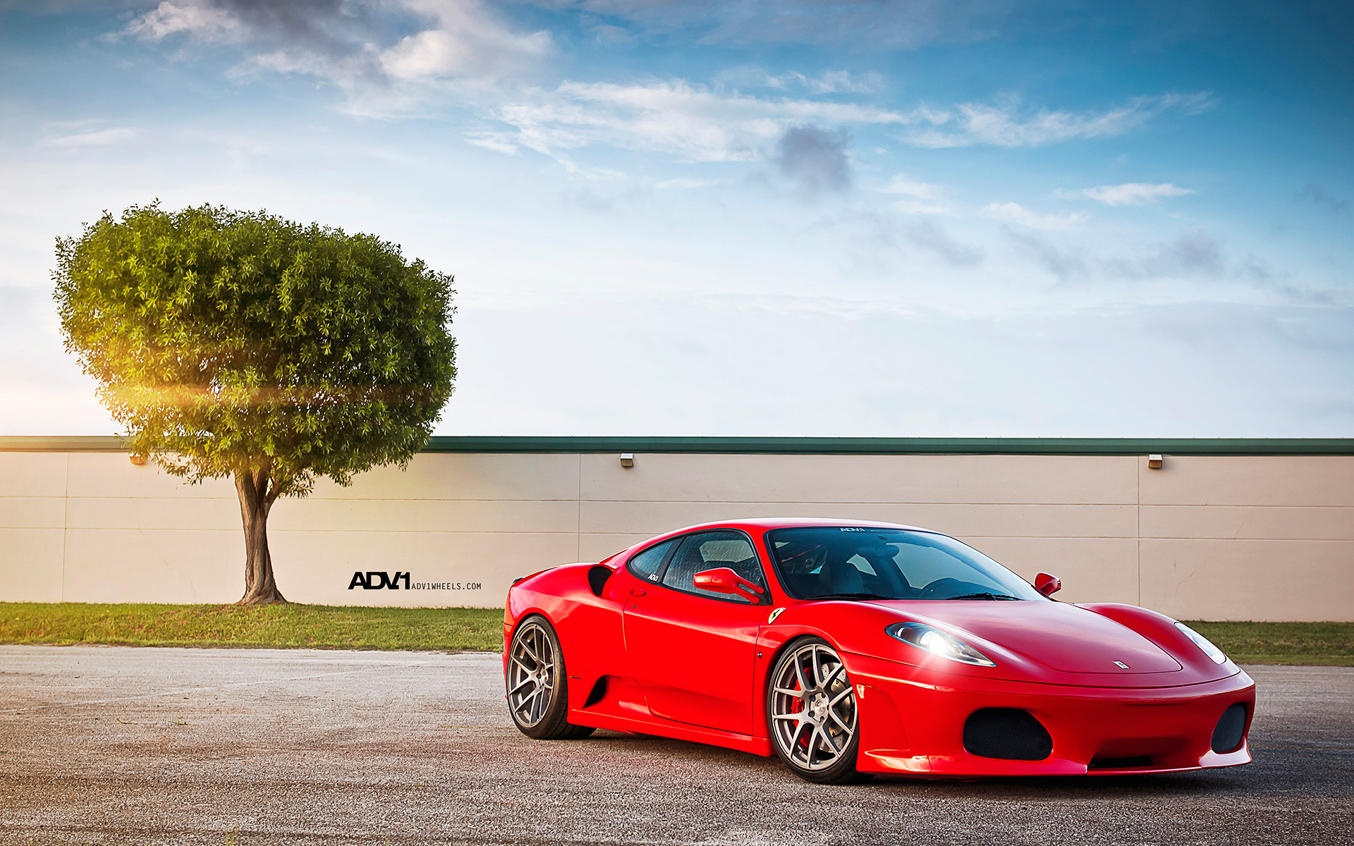 ADV1 Ferrari F430 Wallpapers HD Wallpapers 1920x1200