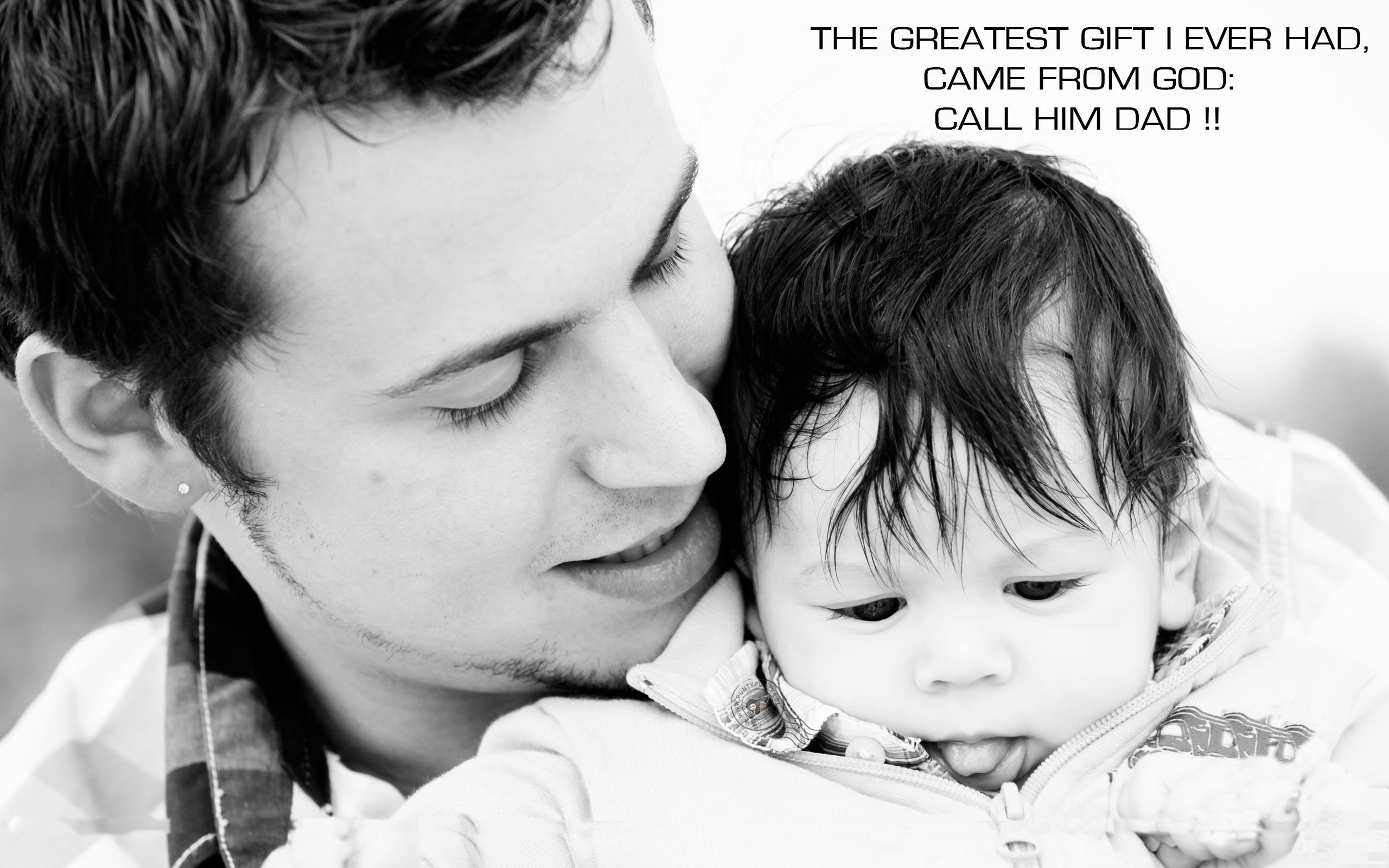 Father Day Wallpapers HD 2560x1600