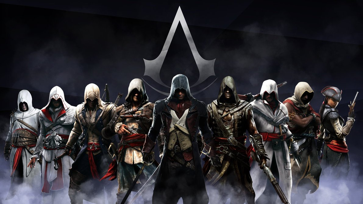 Assassins Creed Wallpaper Full HD 1920x1080p by GianlucaSorrentino 1191x670