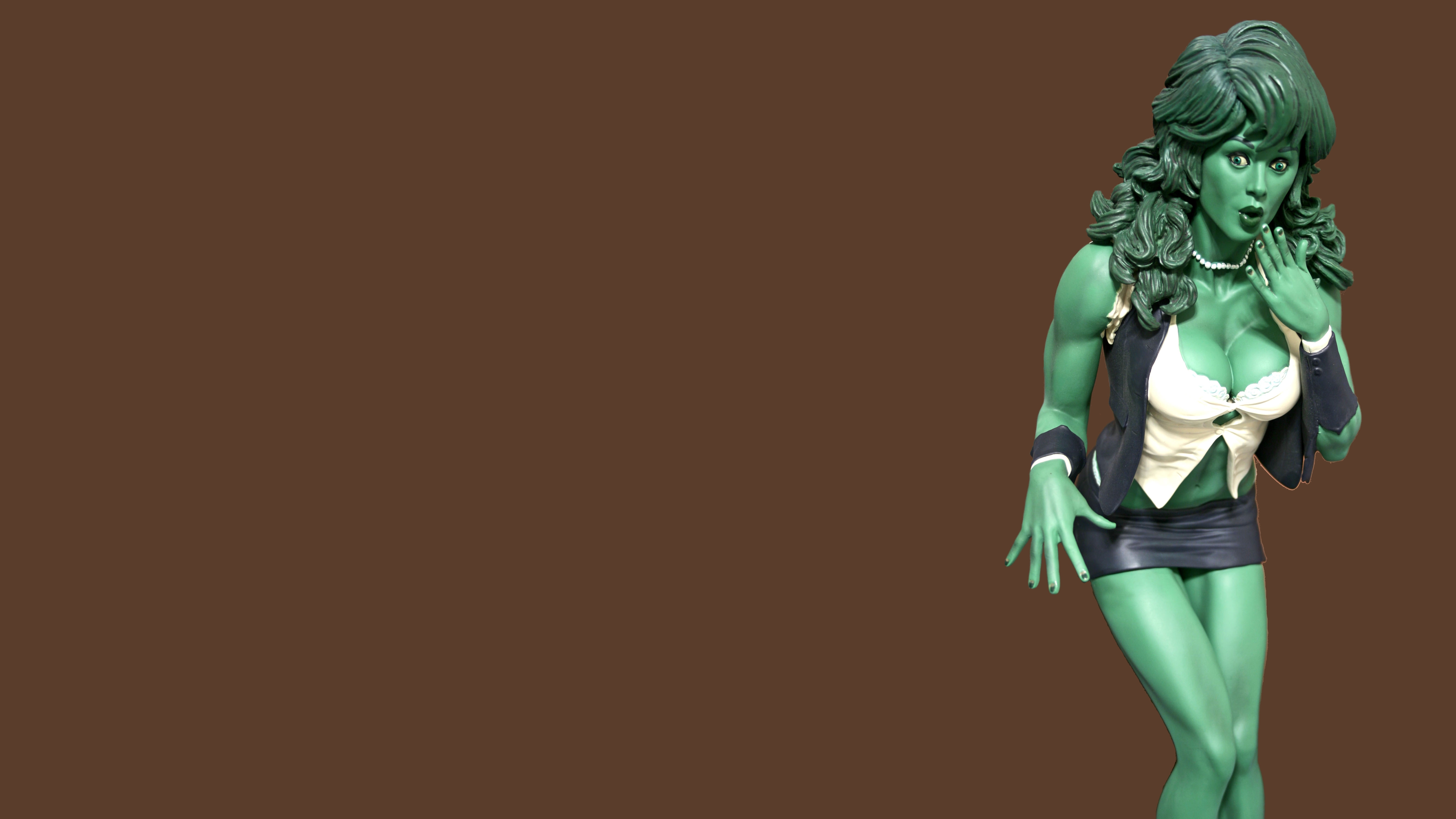 She Hulk Wallpaper 5300x2981