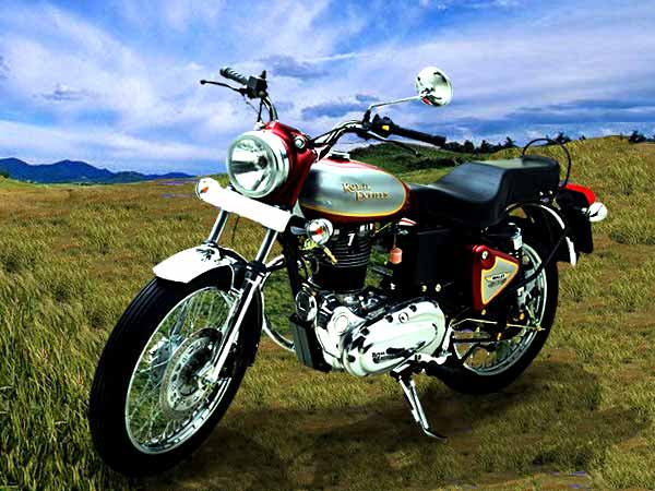 Online Wallpapers Shop Royal Enfield Bullet Motorcycle Pictures 600x450