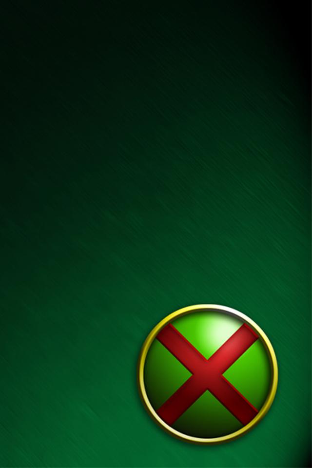Download for iPhone cartoons wallpaper Green Arrow I4 640x960